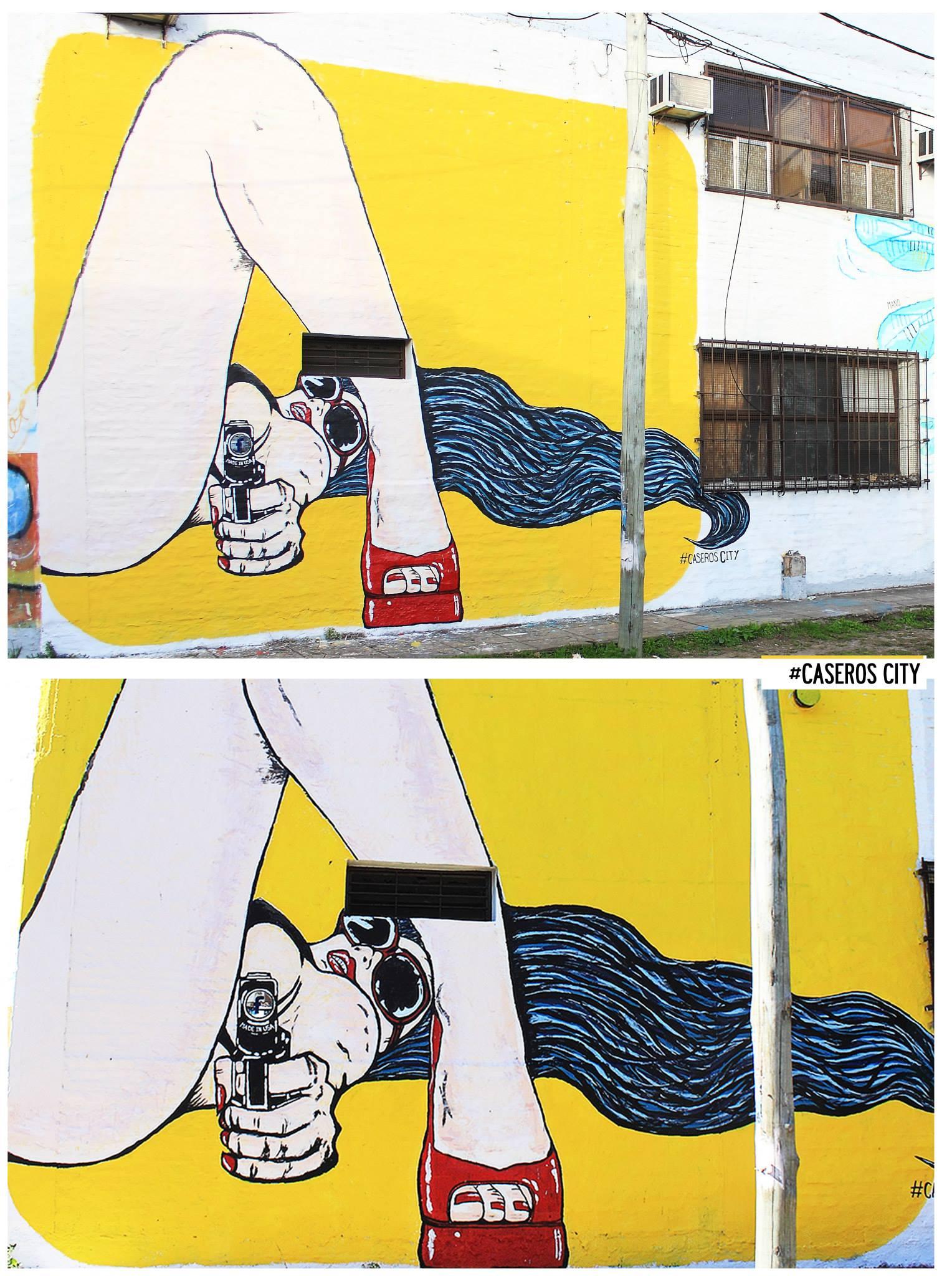 Mural Facebook