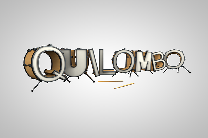 Diseño Tipográfico - Quilombo - Dani Buira
