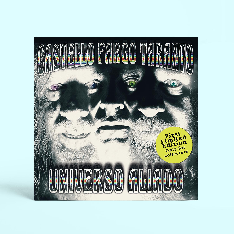 Arte disco - Universo Aliado - Castello-Fargo-Taranto