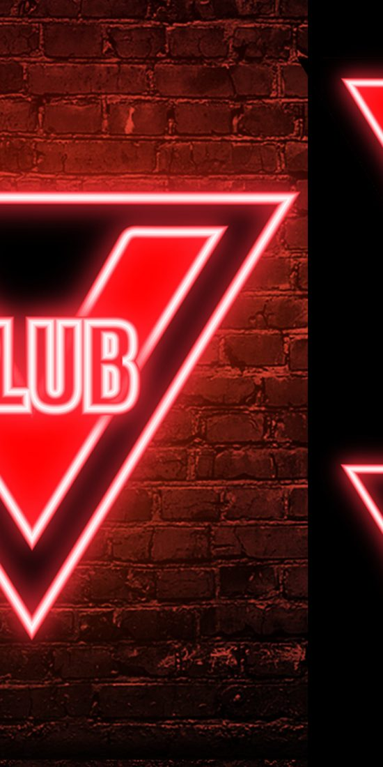 Diseño Logo Club V