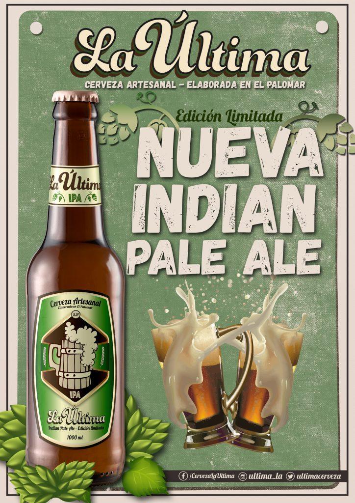 La Última Cerveza Artesanal - Branding