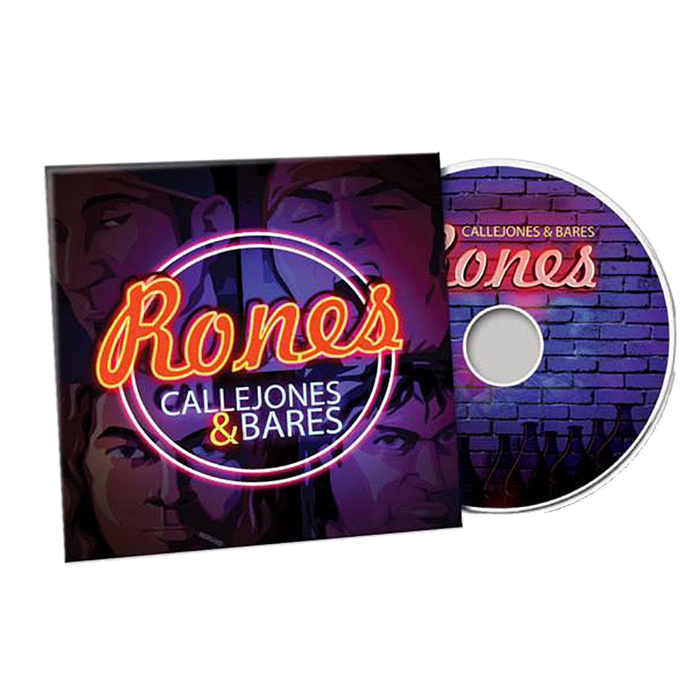 Arte de disco - Rones - Callejones & Bares