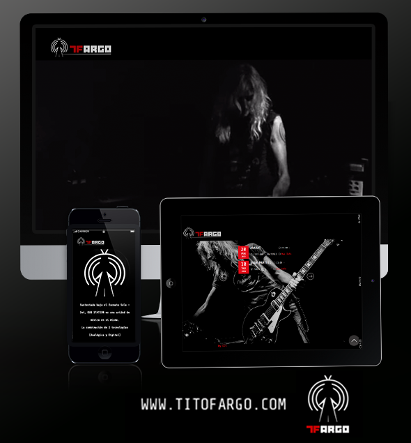 Diseño Web - Tito Fargo
