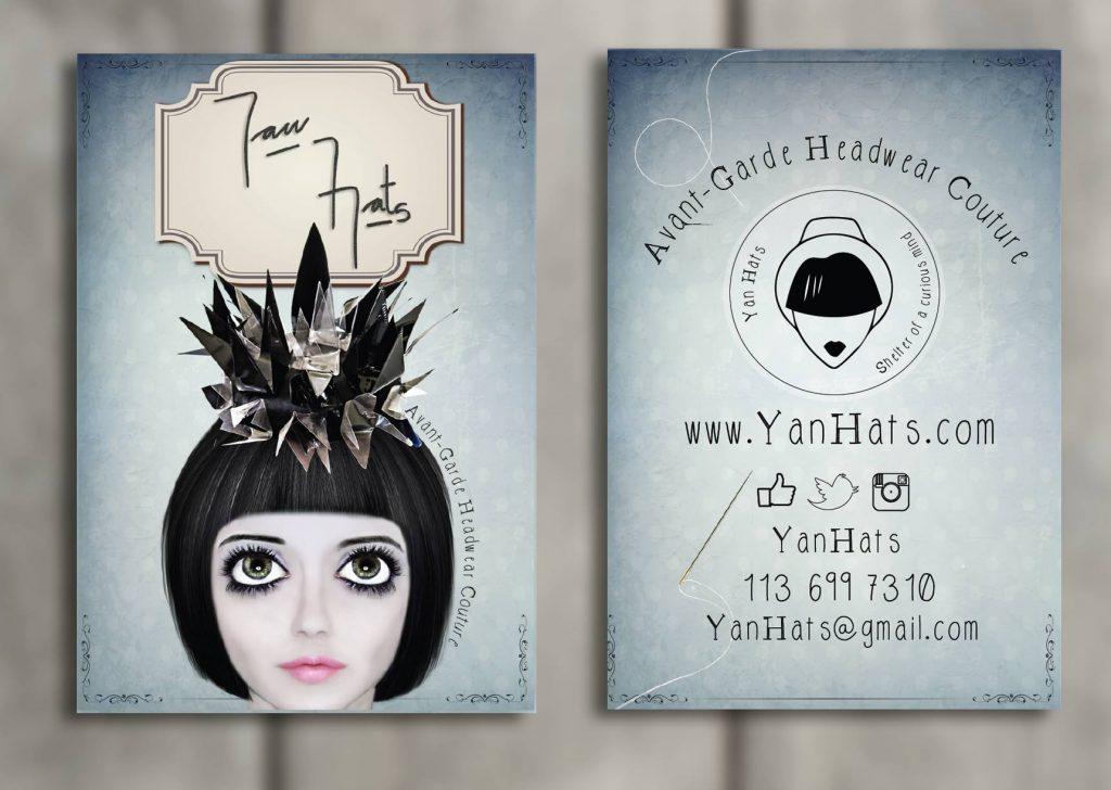 Yan Hats - Branding