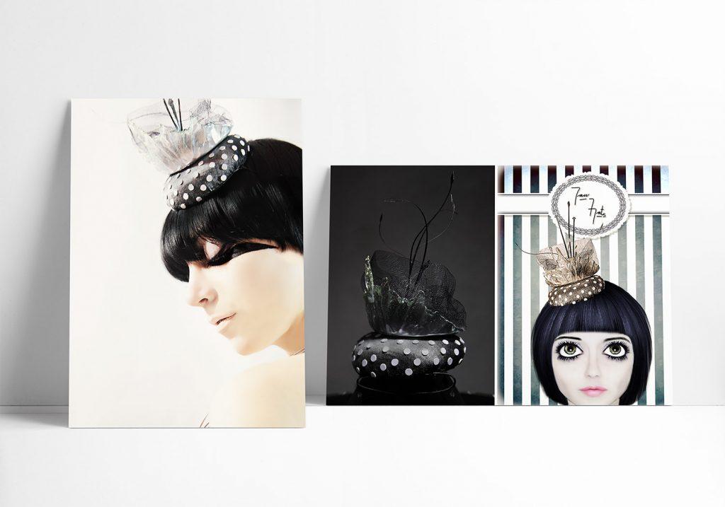 Branding - Yan Hats - Diseño - Fotografía - Postproducción Digital